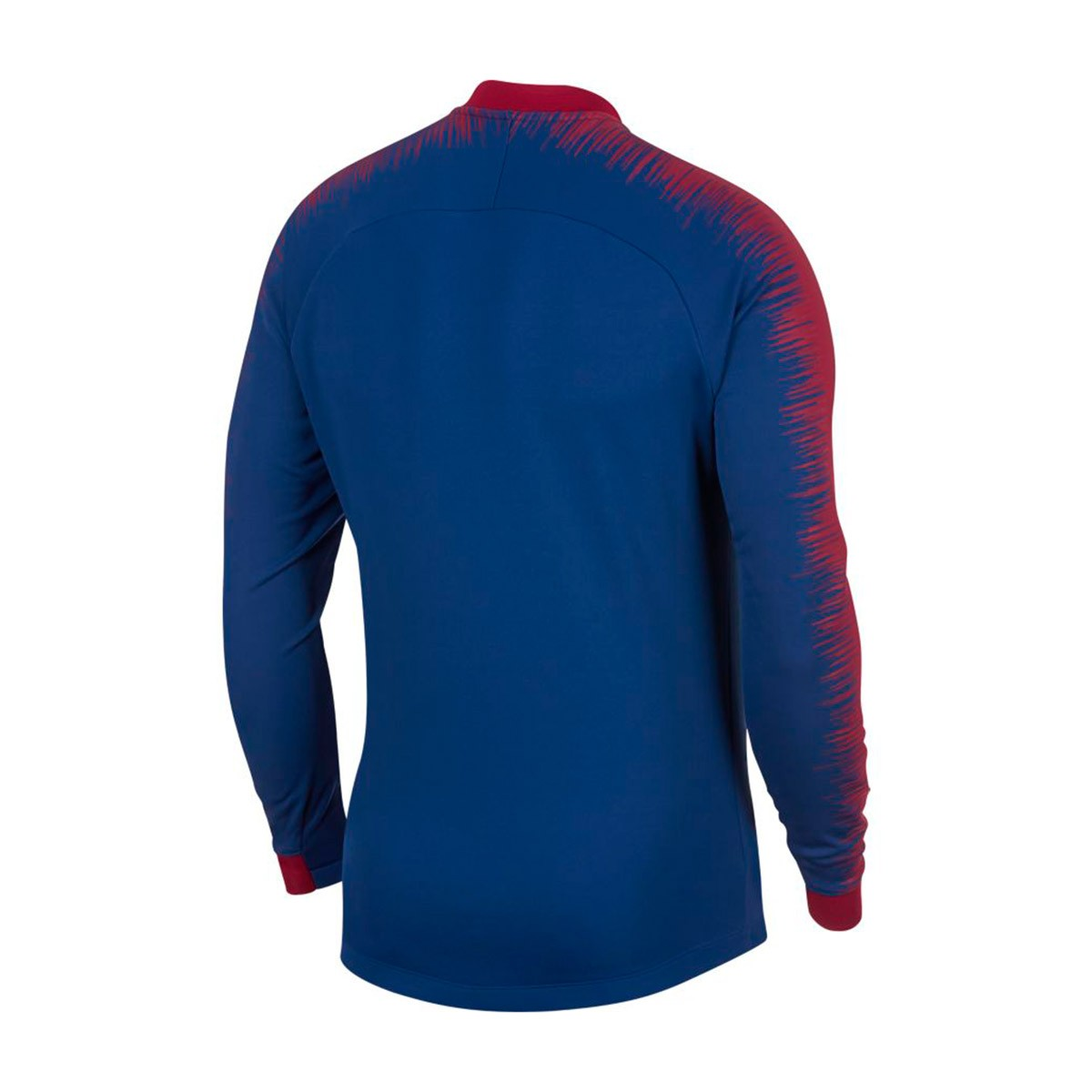 452f6bb80b8 Jacket Nike FC Barcelona Pre-Match 2018-2019 Deep royal blue-University gold  - Football store Fútbol Emotion