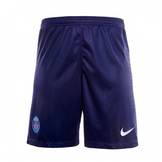Pantalón corto  Nike Paris Saint-Germain Stadium Primera/Equipación 2018-2019 Midnight navy-White