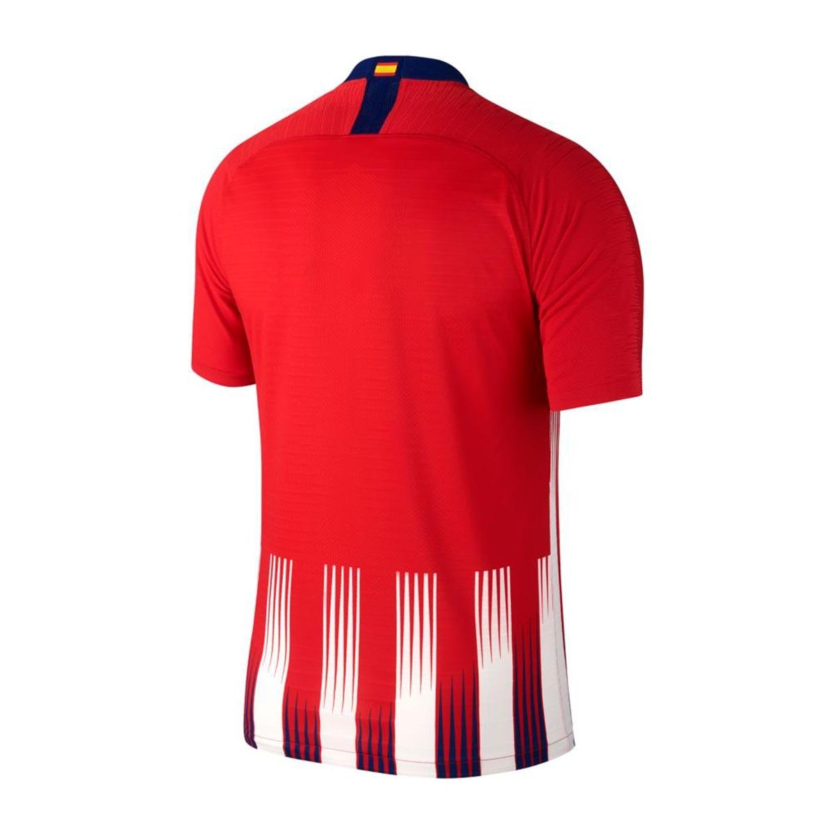 616afbd7c5c03 Camiseta Nike Atlético de Madrid Vapor Primera Equipación 2018-2019 Sport  red-White-Deep royal blue - Tienda de fútbol Fútbol Emotion