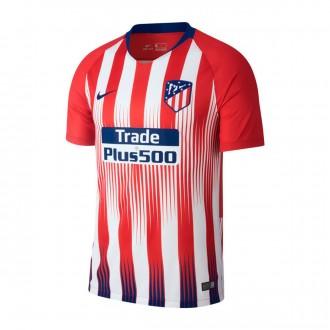 Camiseta  Nike Atlético de Madrid Stadium Primera Equipación 2018-2019 Sport red-White-Deep royal blue