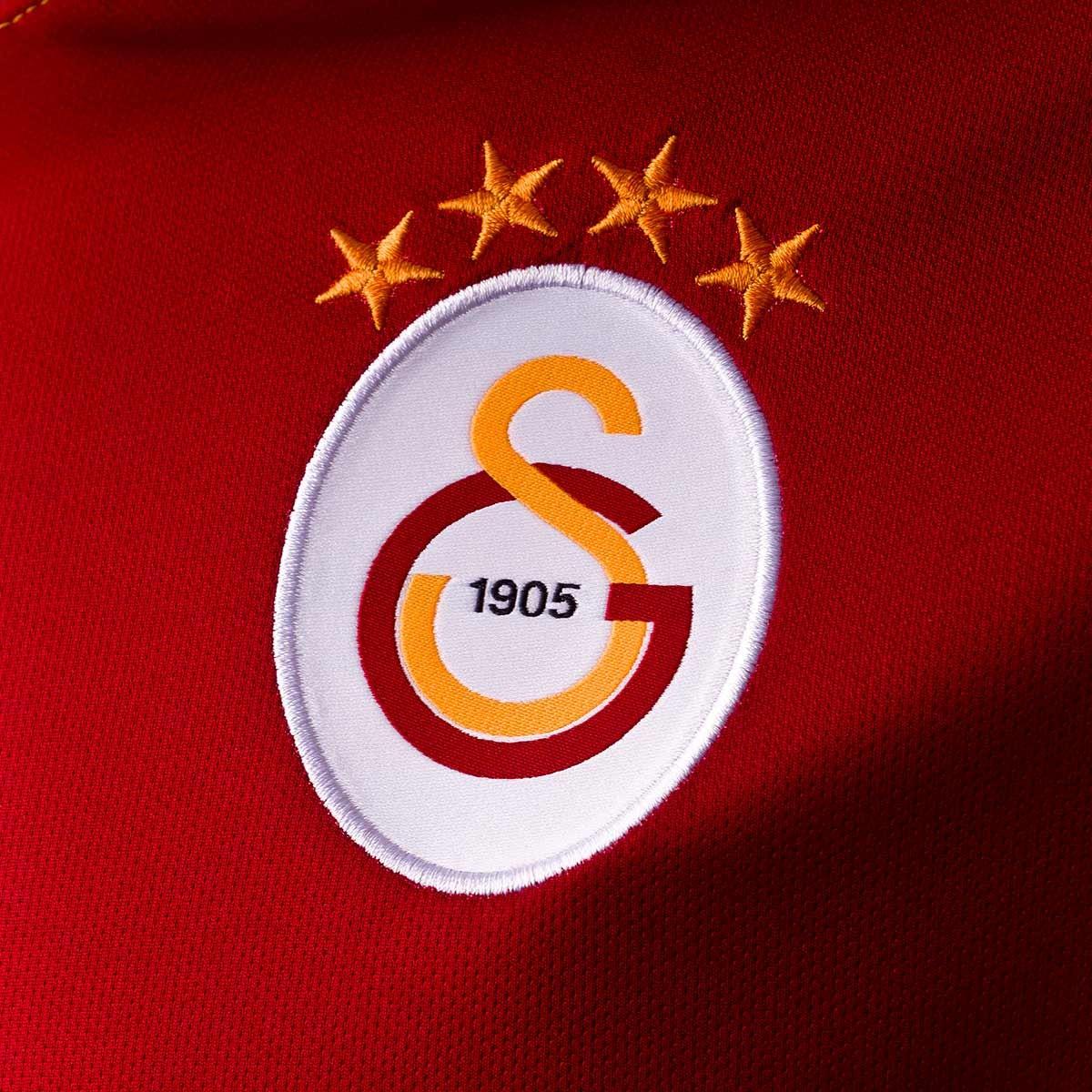 f757181861e Jersey Nike Galatasaray Stadium 2018-2019 Home Vivid orange-Pepper red - Football  store Fútbol Emotion