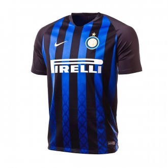 Jersey  Nike Inter Milan Stadium 2018-2019 Home Black-Truly gold