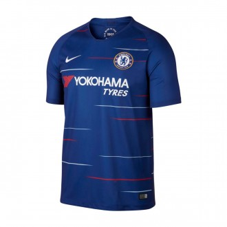 Jersey  Nike Chelsea FC Stadium 2018-2019 Home Rush blue-White