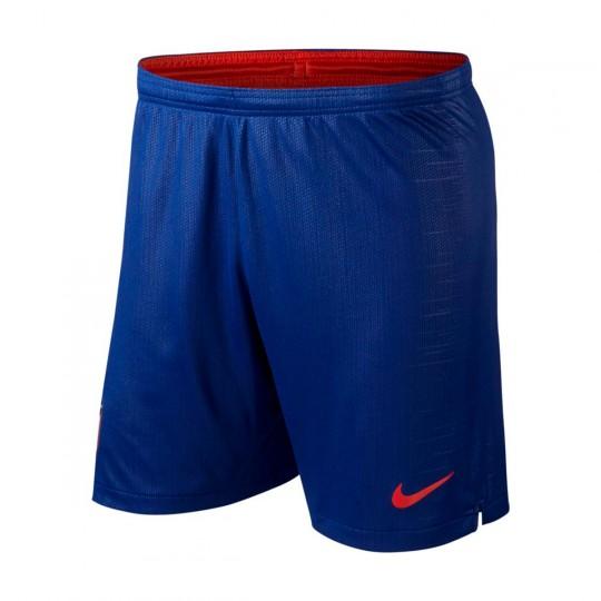 Shorts Nike Atlético de Madrid Stadium 2018-2019 Home Deep royal blue-Sport  red - Football store Fútbol Emotion 3da99670b748e