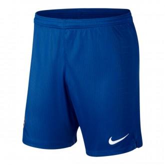 Shorts  Nike Chelsea FC Stadium 2018-2019 Home Rush blue-White
