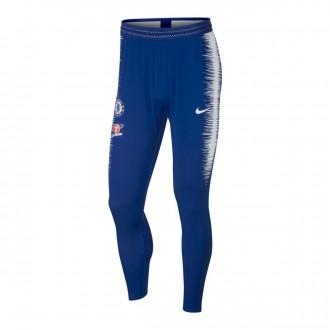 Tracksuit bottoms  Nike Chelsea FC VaporKnit Strike 2018-2019 Rush blue-White