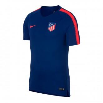 Camiseta  Nike Atlético de Madrid Squad 2018-2019 Deep royal blue-Bright crimson