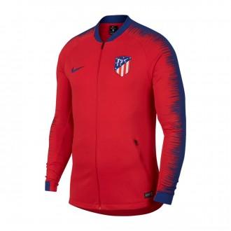Chaqueta  Nike Atlético de Madrid Pre-Match 2018-2019 Sport red-Deep royal blue