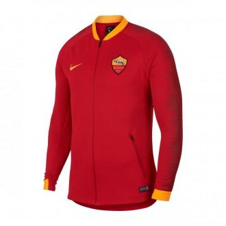 Chaqueta  Nike AS Roma Pre-Match 2018-2019 Team crimson-University gold