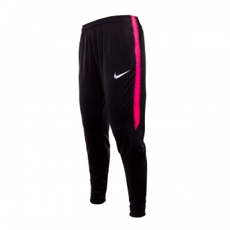 Pantalón largo  Nike Paris Saint-Germain Dry Squad 2018-2019 Black-Hyper pink-White