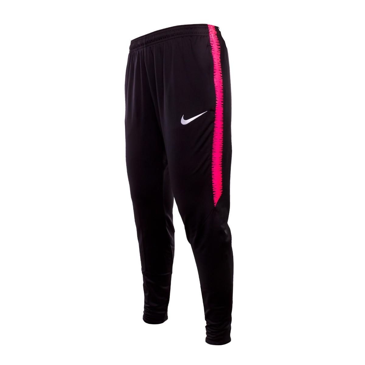 47e7e35d2a62 Long pants Nike Paris Saint-Germain Dry Squad 2018-2019 Black-Hyper ...