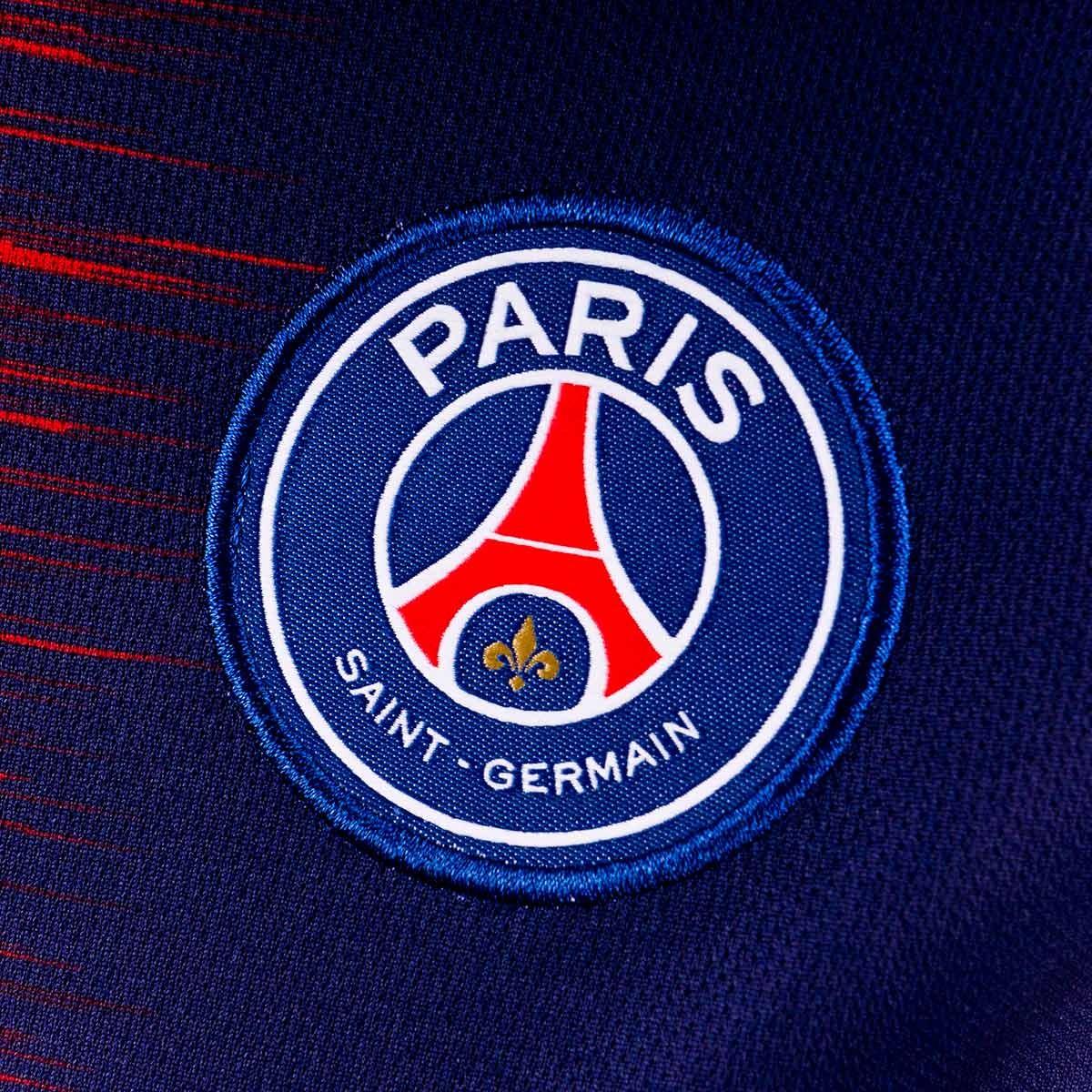 Nike Kids Paris Saint-Germain Stadium 2018-2019 Home Jersey