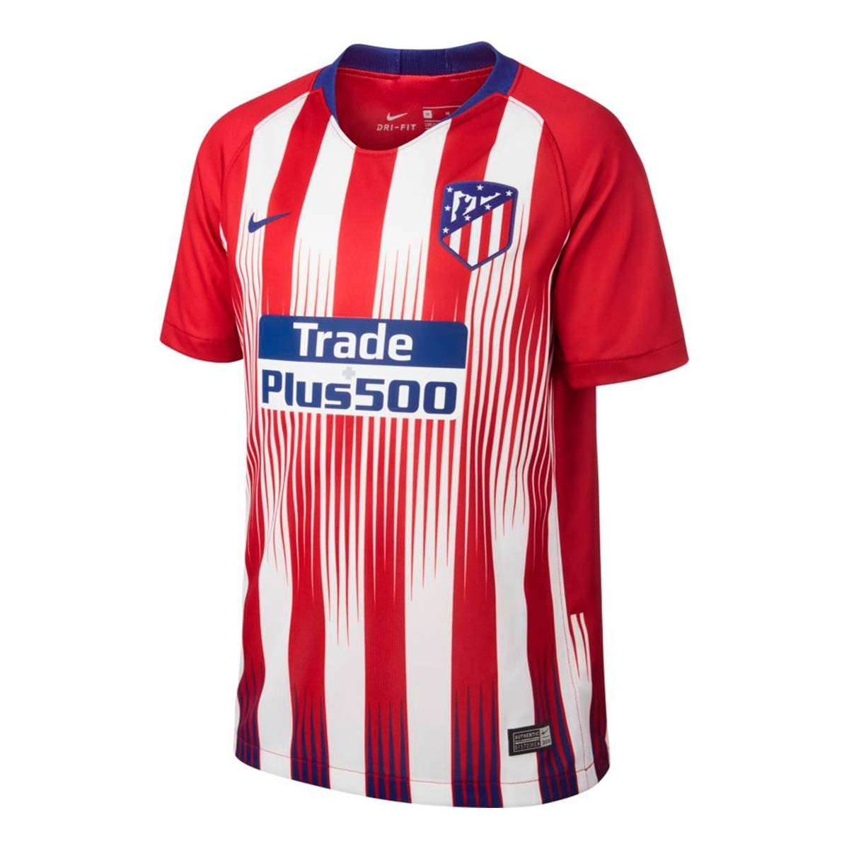 5de571a547 Camiseta Nike Atlético de Madrid Stadium Primera Equipación 2018-2019 Niño  Sport red-White-Deep royal blue - Tienda de fútbol Fútbol Emotion