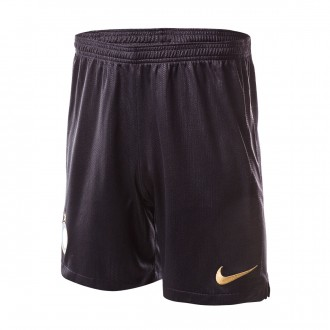 Shorts  Nike Kids Inter Milan Stadium 2018-2019 Home Black-Truly gold