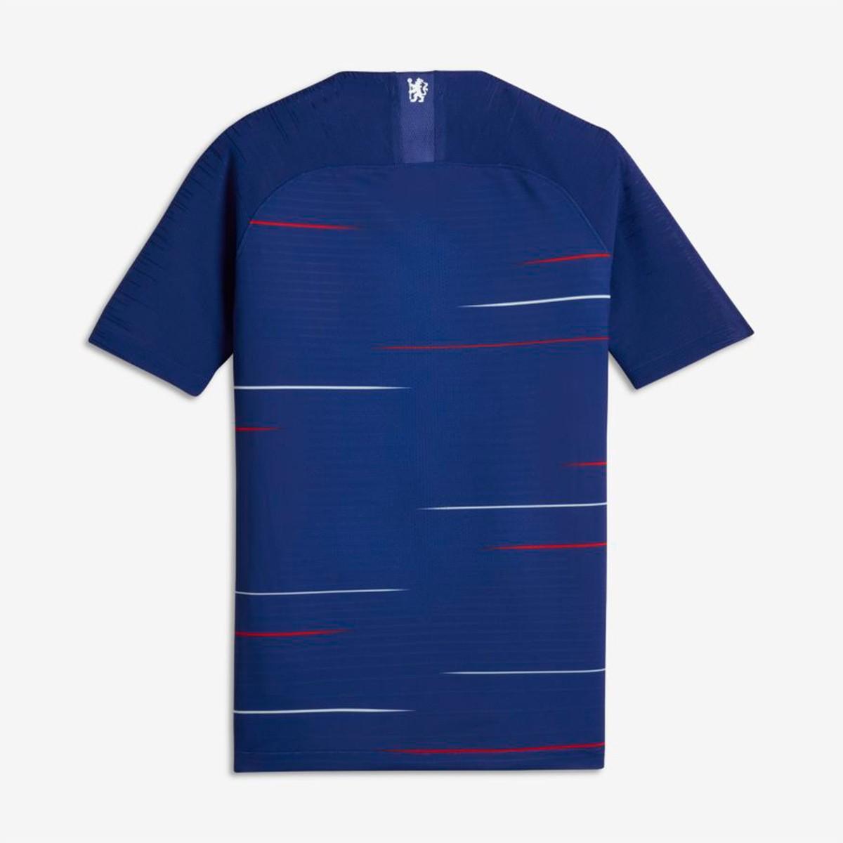 d3a1734204428 Camiseta Nike Chelsea FC Vapor Primera Equipación 2018-2019 Niño Rush  blue-White - Tienda de fútbol Fútbol Emotion