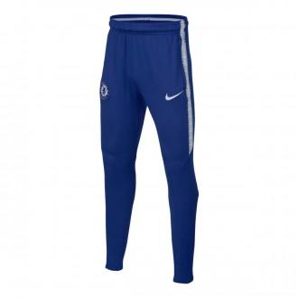 Calças  Nike Chelsea FC Dry Squad 2018-2019 Crianças Rush blue-White