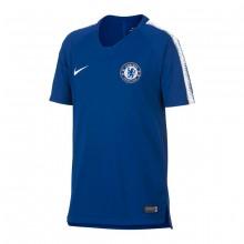 Camiseta Chelsea FC Squad 2018-2019 Niño Rush blue-White