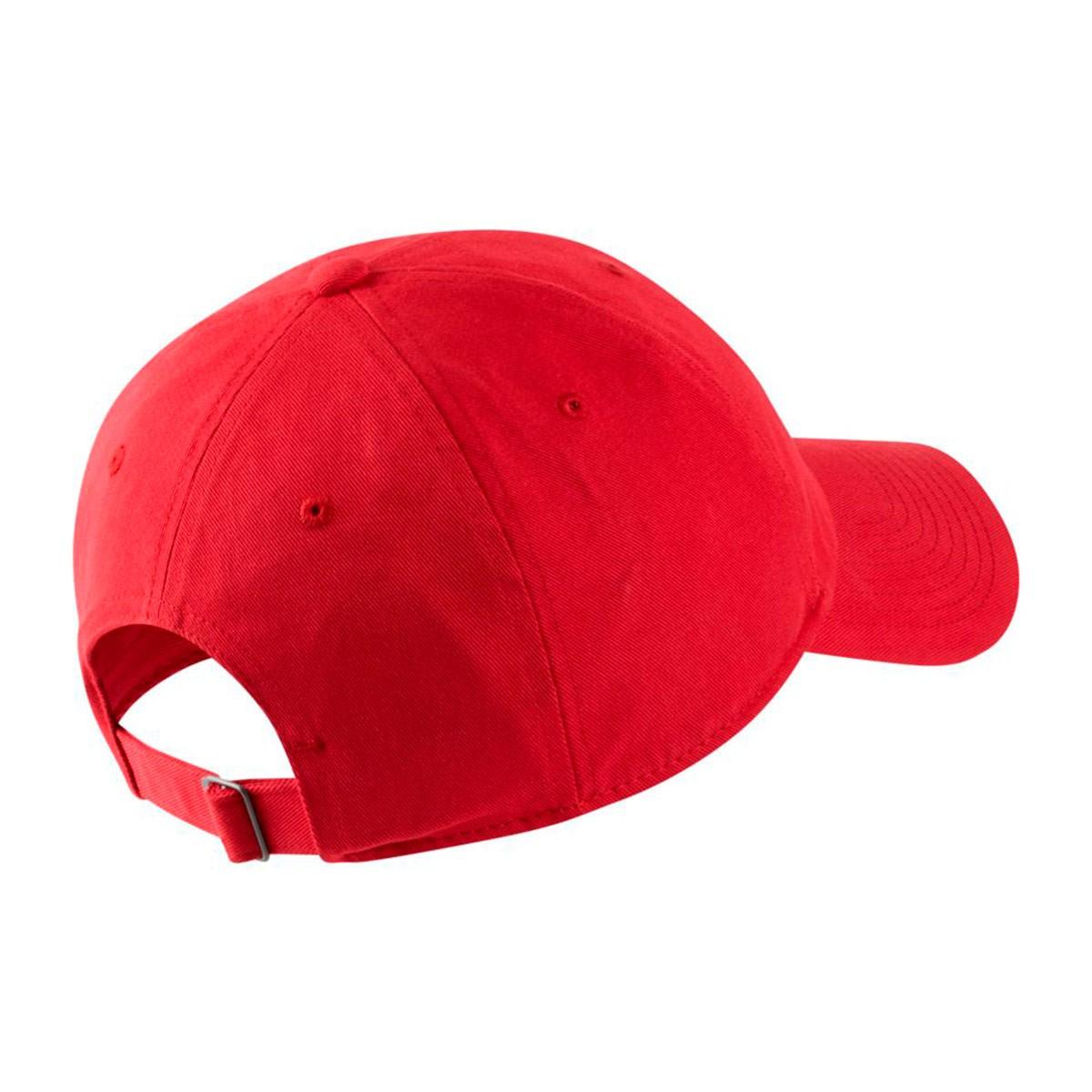 Cap Nike Portugal 2018-2019 Gym red-Metallic gold - Football store ... 052afe1ed19