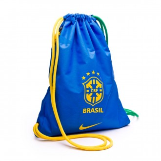 Backpack  Nike Gymsack Stadium Brazil 2018-2019 Soar-Midwest gold