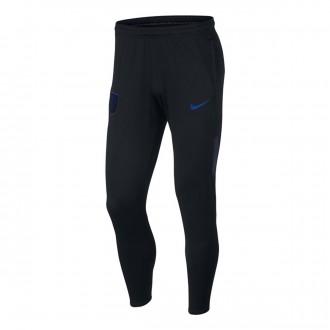 Tracksuit bottoms  Nike England Dry Squad 2018-2019 Black-Blackened blue-Sport royal