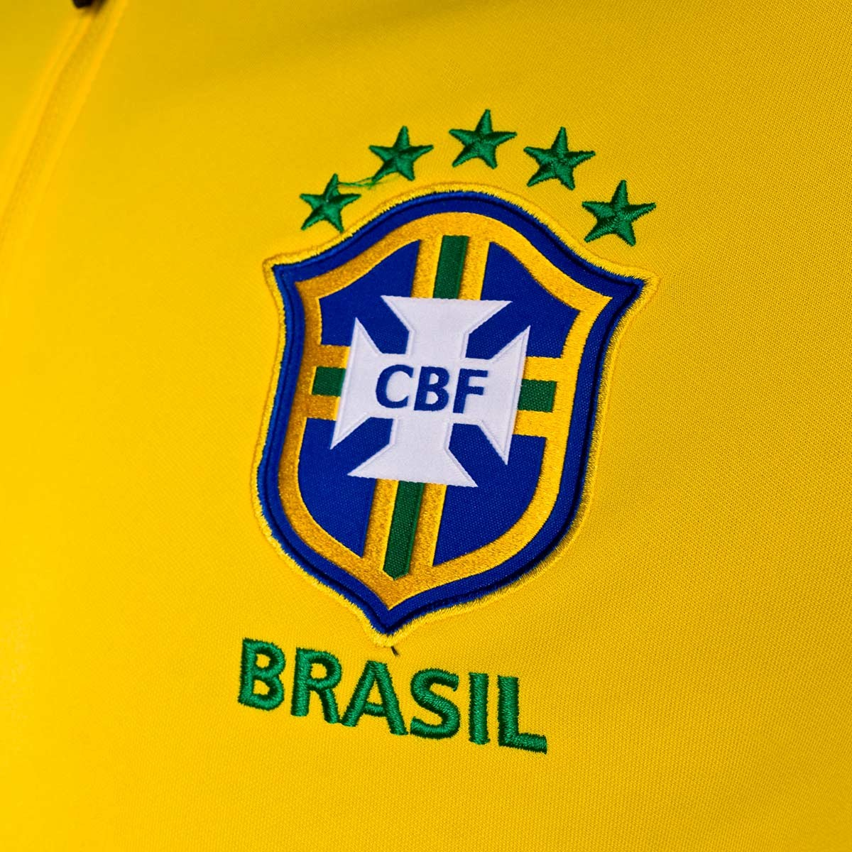 16e94f7a342 Jacket Nike Brazil Pre-Match 2018-2019 Midwest gold-Varsity maize-Lucky  green - Tienda de fútbol Fútbol Emotion