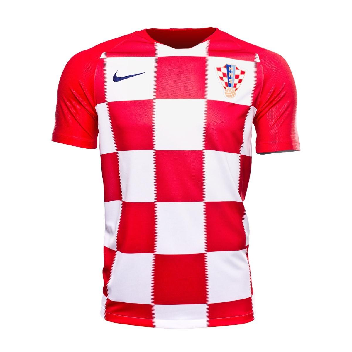 Camiseta Nike Croacia Breathe Stadium Primera Equipación 2018-2019 ... a96ae6eba864e