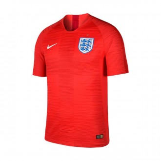 Jersey  Nike England Vapor 2018-2019 Away Challenge red-Gym red-White