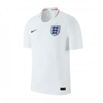Camiseta  Nike Inglaterra Vapor Primera Equipación 2017-2018 White-Sport Royal