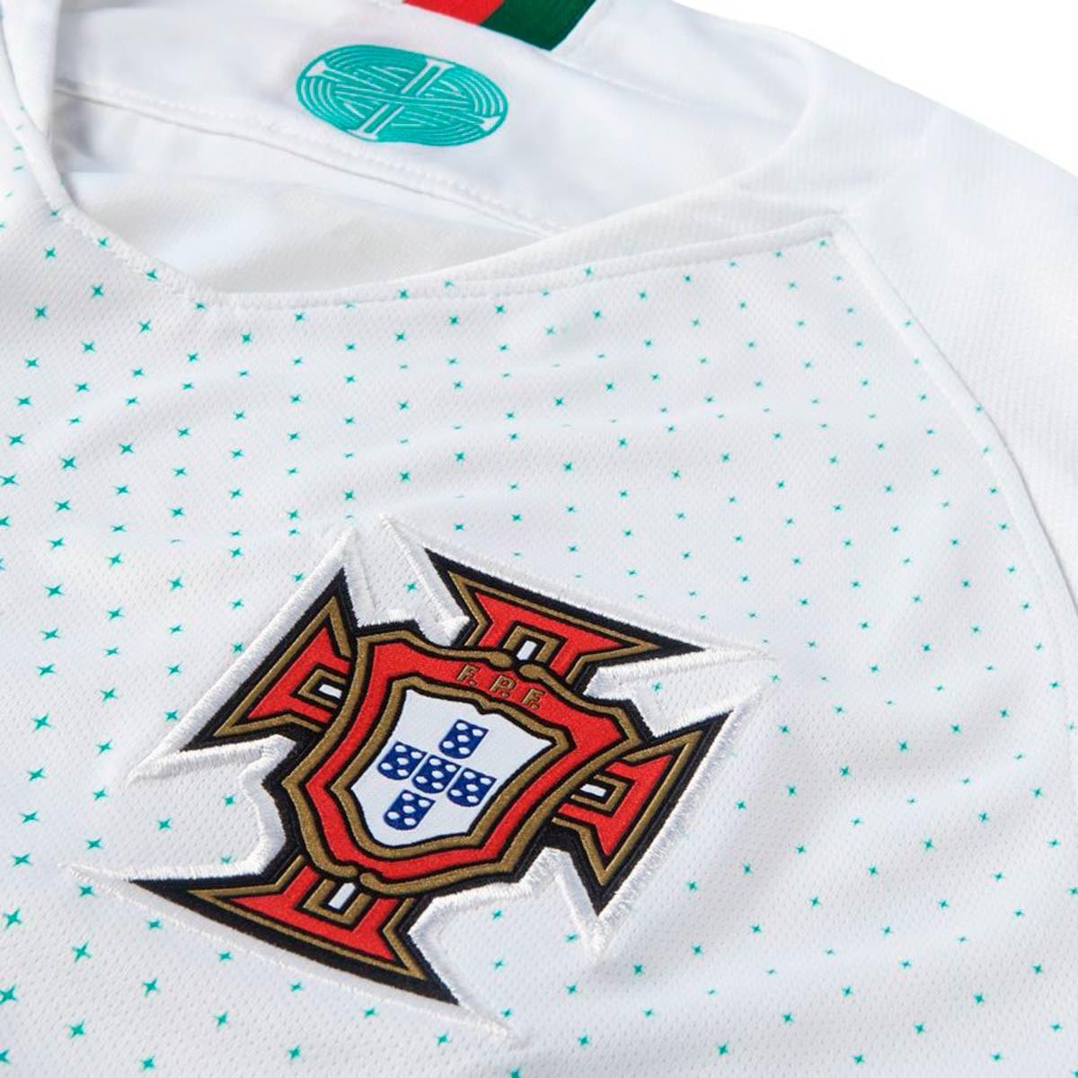 Camiseta Nike Portugal Breathe Stadium Segunda Equipación 2018 2019