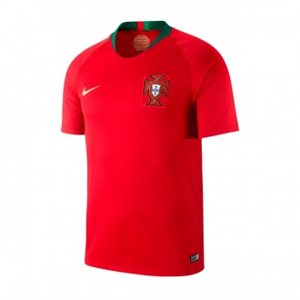 Camiseta  Nike Portugal Breathe Stadium Primera Equipación 2018-2019 Gym red