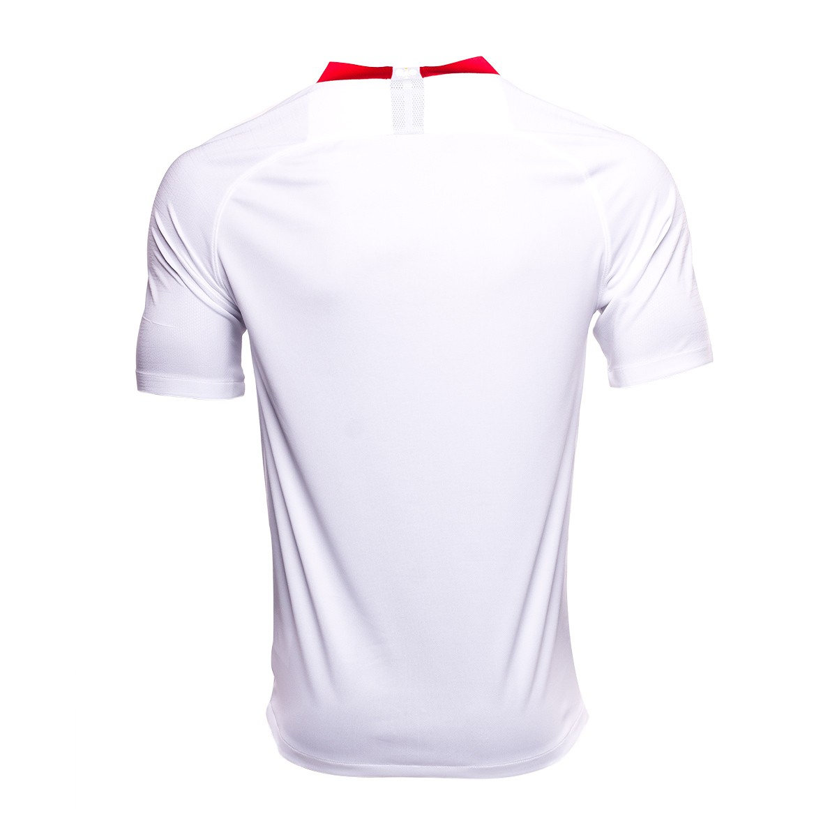 d8d6714525 Camisola Nike Polonia Breathe Stadium Equipamento Principal 2018-2019  White-Sport red - Leaked soccer