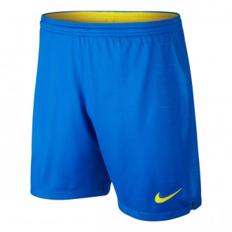 Shorts  Nike Brazil Breathe Stadium 2018-2019 Home Soar-Midwest gold