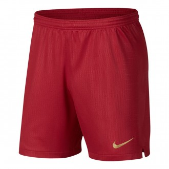 Short  Nike Portugal Breathe Stadium Tenue Domicile 2018-2019 Gym red