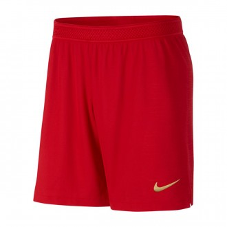 Short  Nike Portugal Vapor Tenue Domicile 2018-2019 Gym red