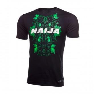 Camiseta  Nike Nigeria Squad 2018-2019 Black