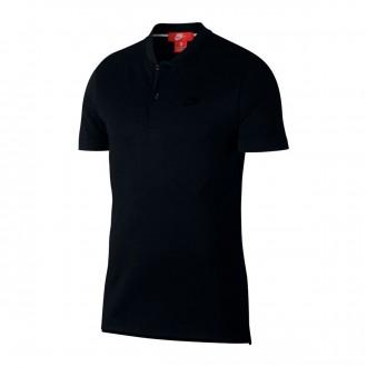 Polo shirt  Nike Sportwear SS Black