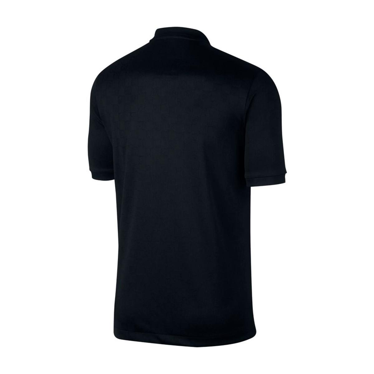 64151d329edd Jersey Nike Nike F.C. Black-University red - Football store Fútbol ...