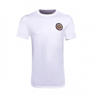 Camisola  Nike Nike F.C. Flag White-Metallic gold