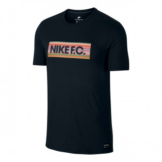 Camiseta  Nike Nike F.C. Black