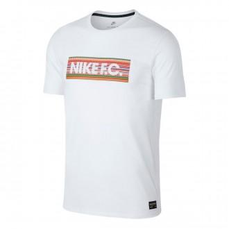 Camisola  Nike Nike F.C. White