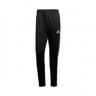 Tracksuit bottoms  adidas Core 18 Training Black-White