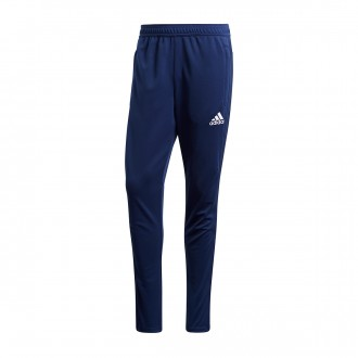 Tracksuit bottoms  adidas Tiro 17 Street Dark blue-White