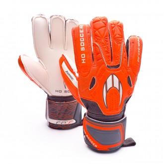 Luvas  HO Soccer Basic Protek Orange