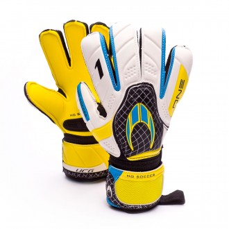 Luvas  HO Soccer One Flat Yellow