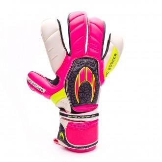 Glove  HO Soccer Kontakt Pink-Black