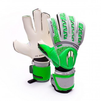 Glove  HO Soccer Ikarus Roll/Flat Green-Grey