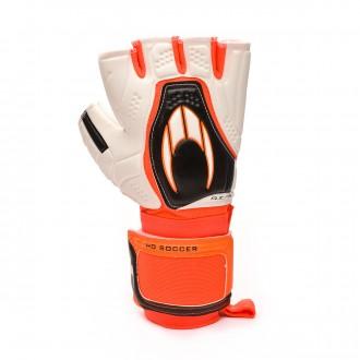 Guanti  HO Soccer Futsal White-Orange