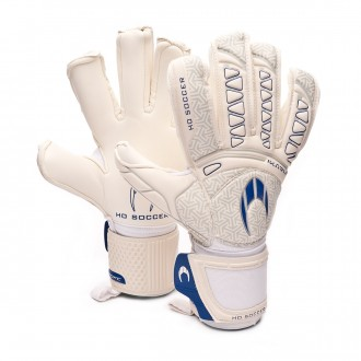 Guante  HO Soccer SSG Ikarus Classic Roll/Negative White-Blue