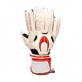 Guante  HO Soccer Guerrero Negative White-Red