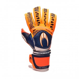 Luvas HO Soccer Ikarus Roll/Negative Orange